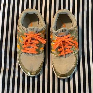 Nike Free Run 2 Athletic Running Shoes